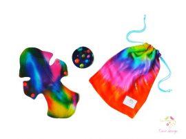 """""""Rainbow"""" zero waste starter kit"""