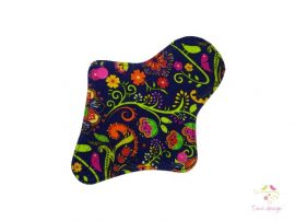 17 cm thong leak-proof pantyliner with Timo design unique pattern, for light flow