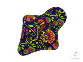 20 cm brazilian thong leak-proof pantyliner with Timo design unique pattern, for light flow