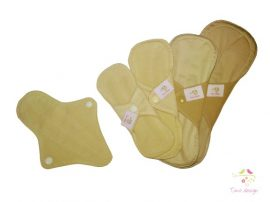 Skin cloth pad starter kit (sold as a pack of 5)
