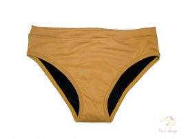 Period panties for moderate flow, in skin colour