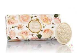 Rose blossom scented soaps 3 pcs set