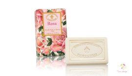 Rózsa kézműves natúrszappan (150 gramm)
